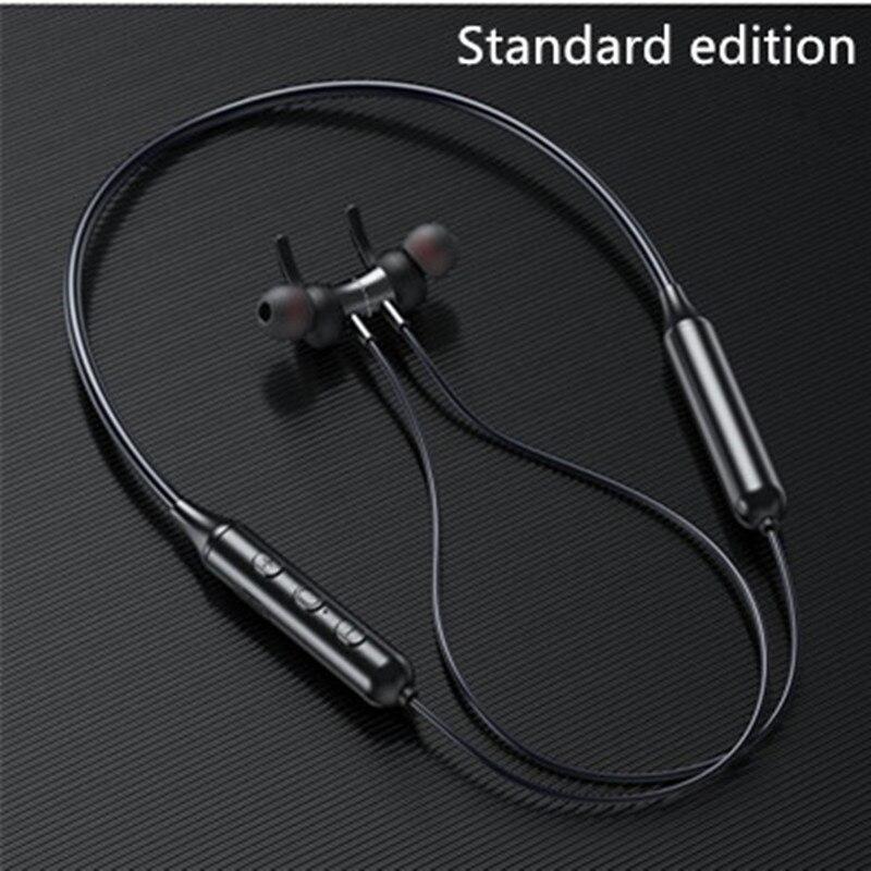 Fones de ouvido bluetooth, tws dd9 sem fio ipx5 esportes magnéticos à prova d água redução de ruídos