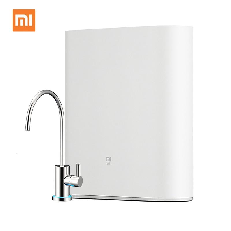 Очиститель воды Millet (MI), домашний очиститель воды, прямой фильтр для питьевой воды, фильтр для воды 400 г, улучшенное издание