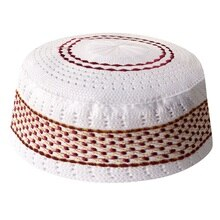 Bonnet en Satin islamique Bonnet juif Kippa chapeaux islamiques Kippa musulman Turban Kippot casquettes de prière Bonnet musulman Ropa tête écharpe Musulmana