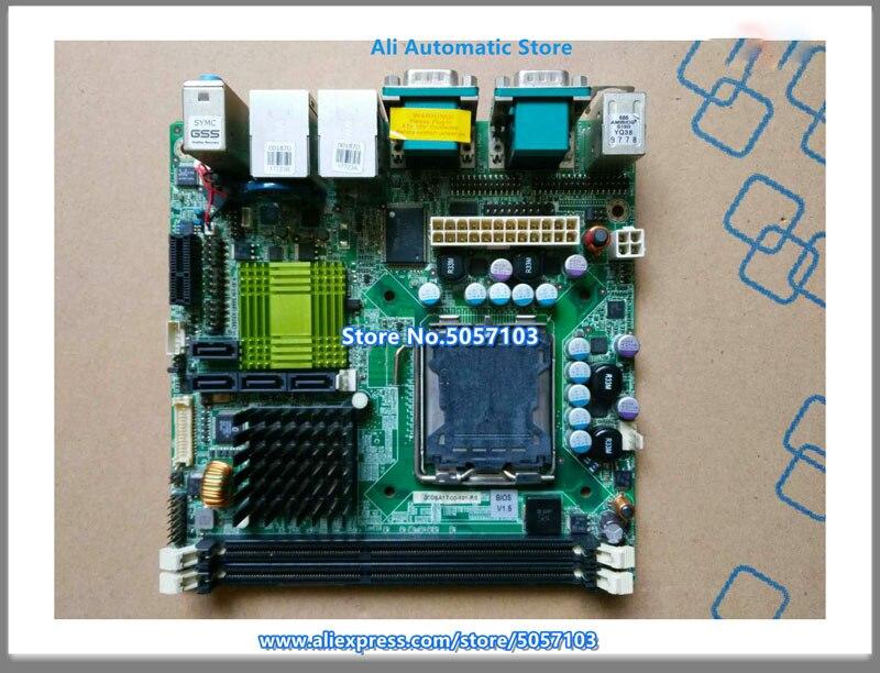 Placa de rede dupla gigabit KINO-G410-R10 industrial