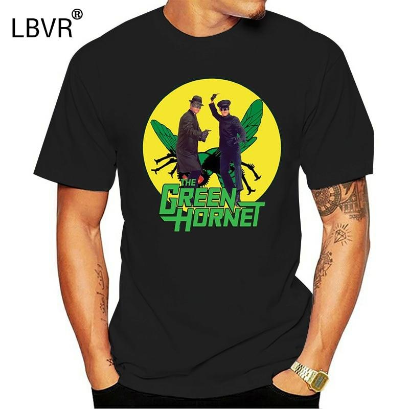 The Green Hornet v8 camiseta película poster todas las tallas S 5XL