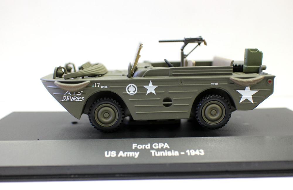 Tanque fundido a presión para colección del Ejército de los Estados Unidos,...
