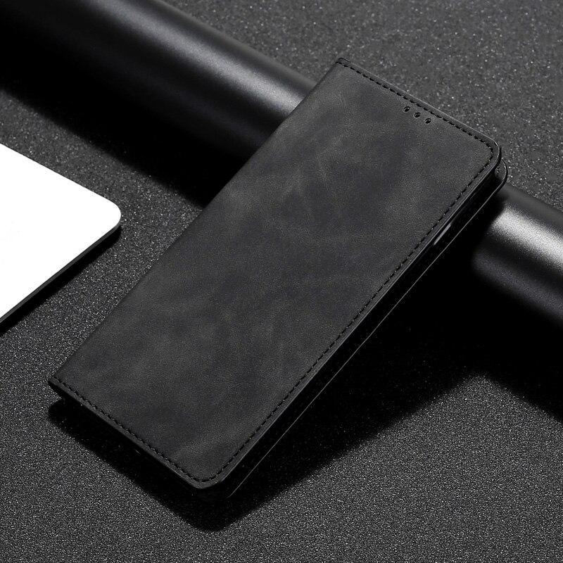 "Funda abatible para Xiaomi Redmi 4x16G ROM funda abatible en Redmi4 32G en Redmi4 pro 5 ""Funda de cuero de lujo coque ranura para tarjeta Visa capa"