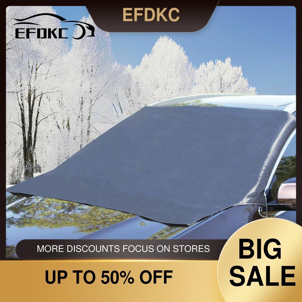 Universal Auto Windshield Sunshade Snow Cover Car Accessories Premium Sun Visor Front Window Bezel Discovery Blind Shade Salon