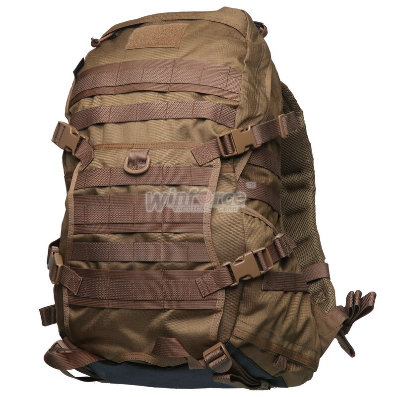 Ремень для тактического снаряжения WINFORCE/WP 10 «Falcon» патрульный рюкзак/by 100% CORDURA/гарантированное качество, военный и наружный рюкзак