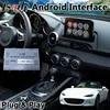 Lsailt – Interface vidéo pour voiture avec Navigation GPS système MZD pour Mazda MX-5 modèle 2014 – 2020 Android