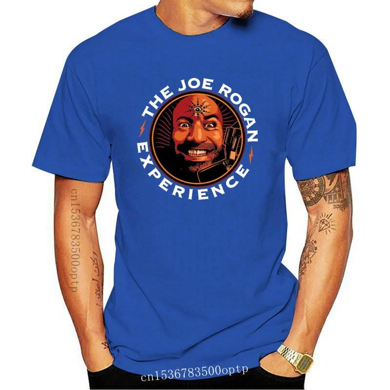 New Man Joe Rogan Korean Zombie Ultimate Fighting Experience Black Movie T Shirt
