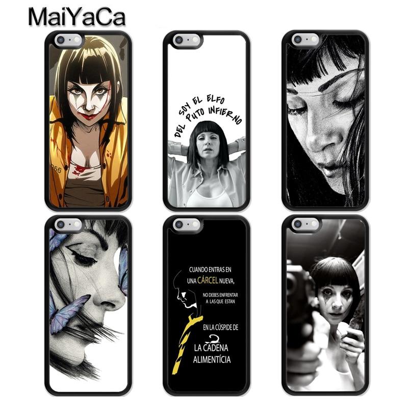 Maiyaca vis um vis zulema caso para iphone 11 pro max xr x xs max 6s 7 8 plus se 2020 capa traseira