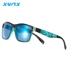 XunX X8005 Professional TR90 Polarized Cycling Glasses Bike Bicycle Goggles Outdoor Sports Sunglasse