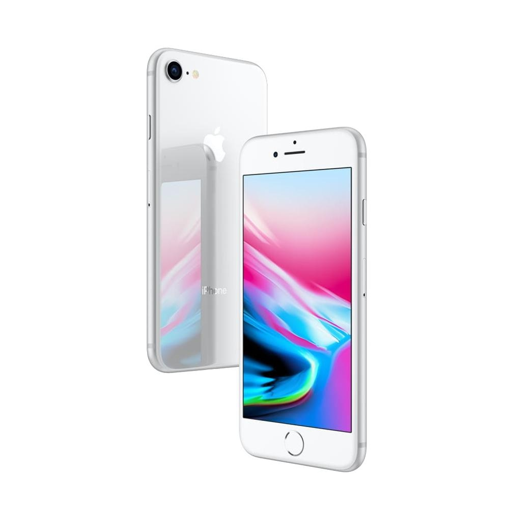 Разблокированный б/у Apple iPhone 8, 64 ГБ/256 ГБ, экран 4,7 дюйма, IOS 11, 3D Touch ID, LTE, камера 12 МП, шестиядерный процессор, сканер отпечатка пальца Apple, 1821 мАч