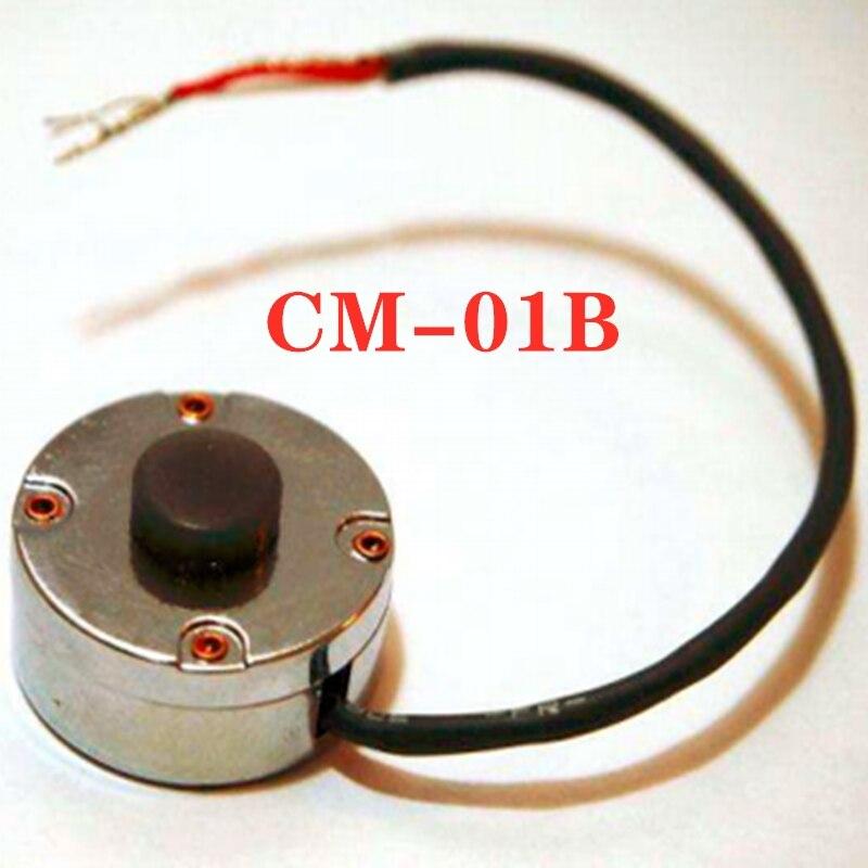 CM-01B الاتصال ميكروفون الاستشعار ، لاقط التوصيل العظام ، مستشعر اهتزاز ، السماعة الإلكترونية