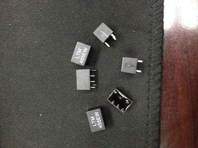 LTM455HW LTM 455HW 455HW 455H 455 LTM455H 2 + 3 5Pin DIP-5 455 кГц