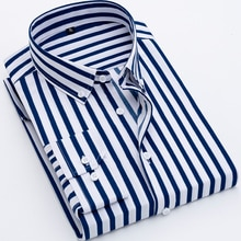 2020 New Arrival Men Shirt 100% Polyester Long Sleeve Shirts Twill Print Fashion Causal Dress Man Shirts 9 Colors Brand DS371