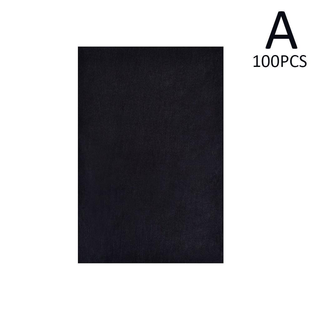 Copia de papel de carbono stks/set zvertle A4 100, grafito Schilderen, Leesb Schilderen, accesorios, Papier, seguimiento de Herbrui E7O3