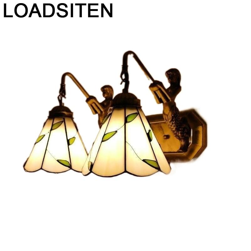 Aplique-Lámpara De Pared Vintage para decoración De Loft, Aplique De Pared para...