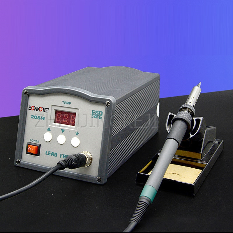 90W/150W Portable Soldering Machine High Frequency Constant Temperature Digital Display Intelligent Lead-Free Soldering Stations