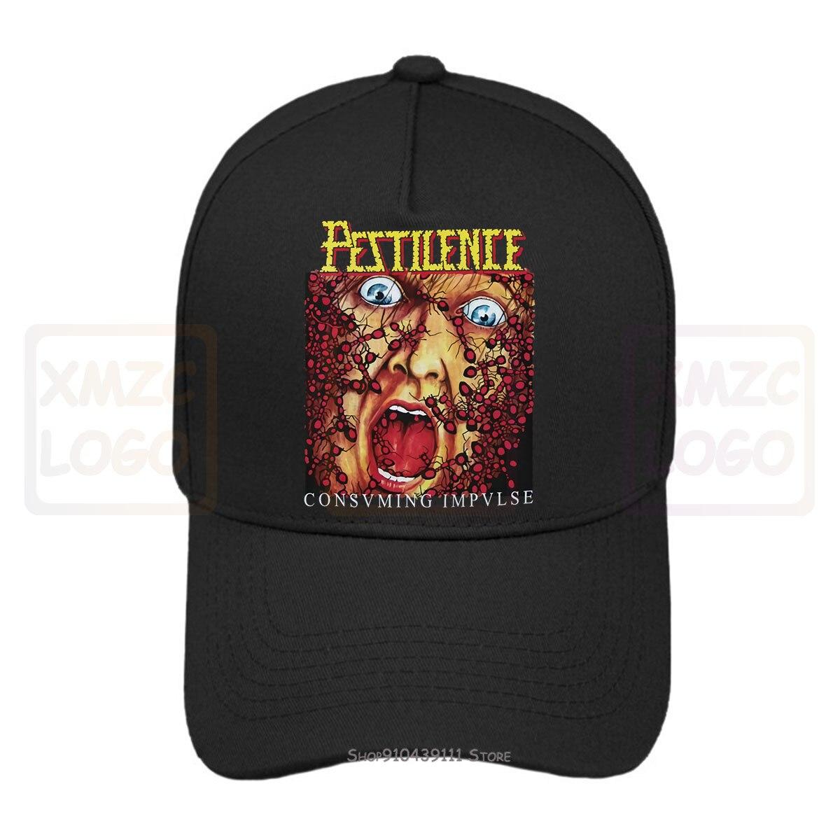 Pestilence Atmungsaktives Impulse - Dutch Death Metal - Thrash Metal бейсболка головные уборы для женщин и мужчин
