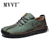 Мужские кожаные туфли, удобные лоферы, удобная повседневная обувь для вождения, Мокасины, обувь для инструментов