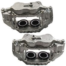 Freno de disco delantero pinzas para Toyota Hilux LN106 LN107 LN111 LN130 para Landcruiser 4x4 HZJ70 HZJ73 90-01-47750-3508047730-35080