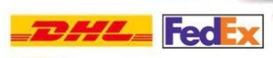 FEDEX DHL الشحن الجوي