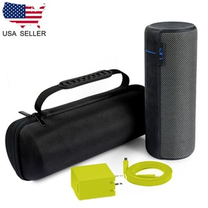 EVA Hard Protective Cover Storage Bag Pouch Sleeve Travel Carry Case for UE MEGABOOM Portable Bluetooth Wireless Speaker