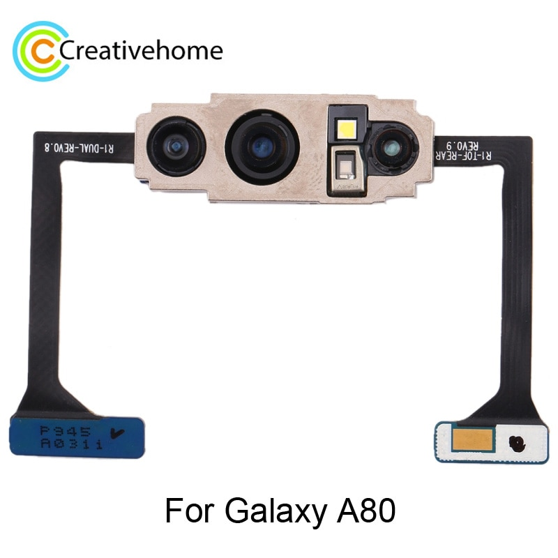 For Samsung for Galaxy A80 Back Facing Camera Repair Replacement Main Camera Module Spare Parts for