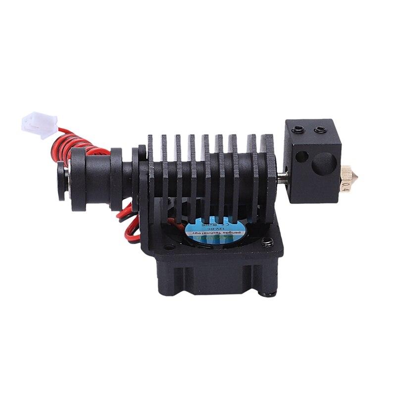 3D プリンタ Bp6 hotend キット j-ヘッド押出機部品 0.4 ミリメートル 1.75 ミリメートルノズル交換 V6 アクセサリー (高温度 12 v ファン)