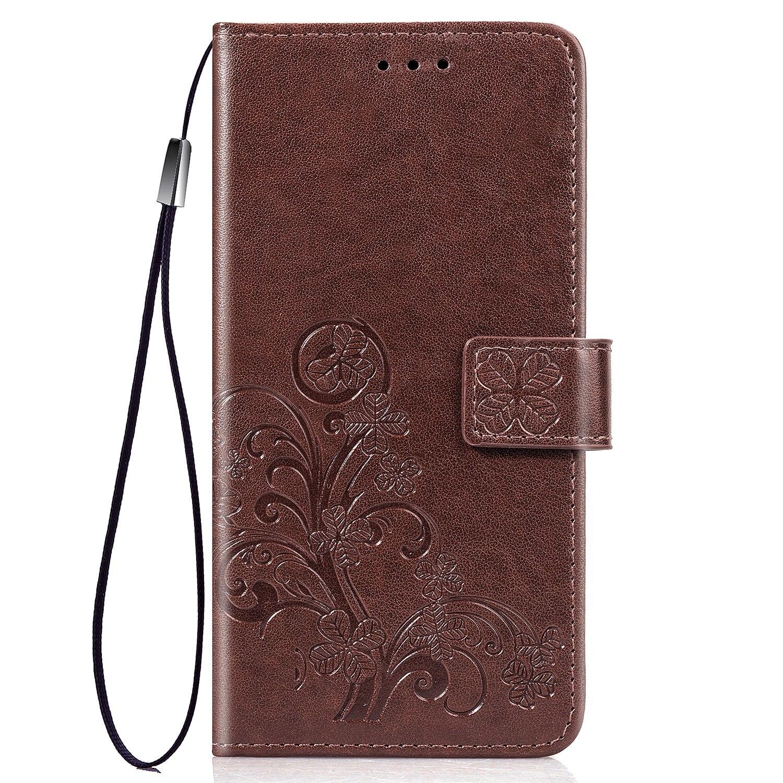 Coque Flip Case para Nokia Lumia 630 635 Cartera de cuero funda...