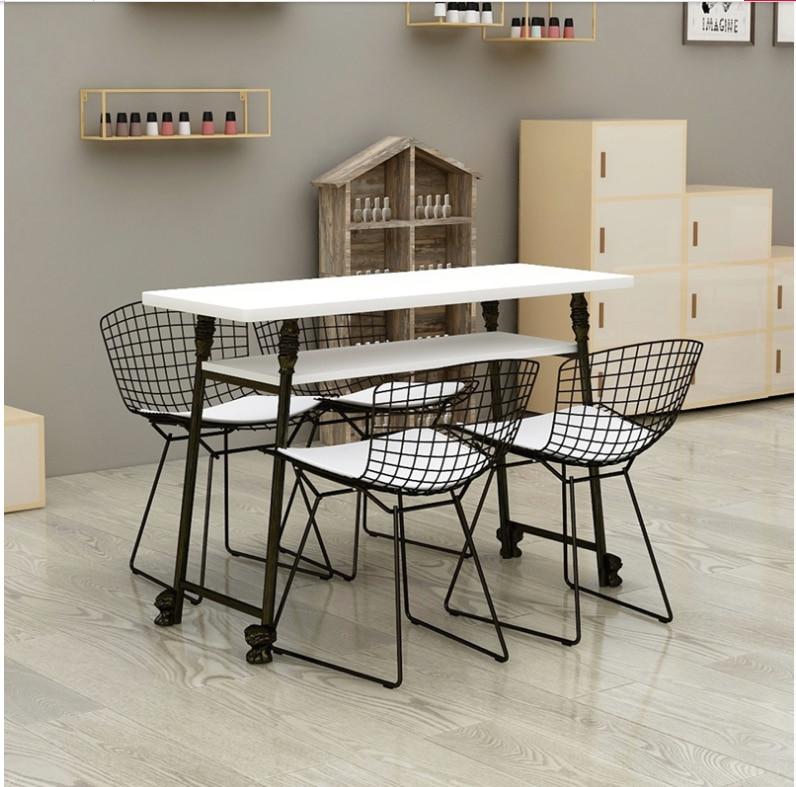 الطابقين مانيكير طاولة ، كرسي ، طاولة ، شخص واحد ، مزدوجة شخص ، ثلاثة شخص مانيكير الجدول ، الجدول مانيكير ، مانيكير sh