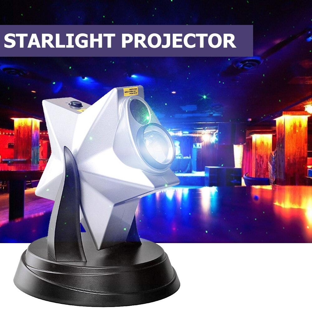 Ciel étoilé projecteur lumière multi-fonctionnel classique pratique créatif romantique chambre décoration de la maison lampe de nuit pratique