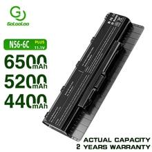 Golooloo A31-N56 A32-N56 A33-N56 für Asus laptop batterie ROG G56 N46 G56J N56 G56J N46V N46VM N56DY N56JN N56VB N56VZ n76 n56v