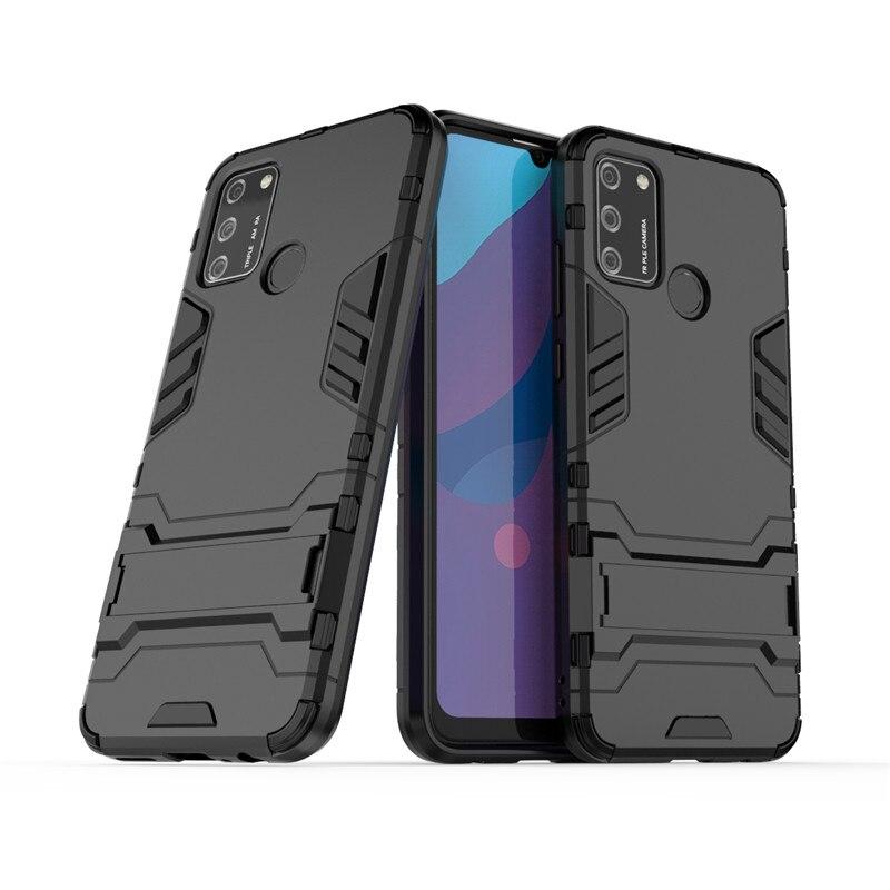 Funda de teléfono para Huawei Honor 9A funda 9C X10 30S 8C 8X Max funda protectora parachoques para Huawei Honor 9 10 Lite 20 30 Pro