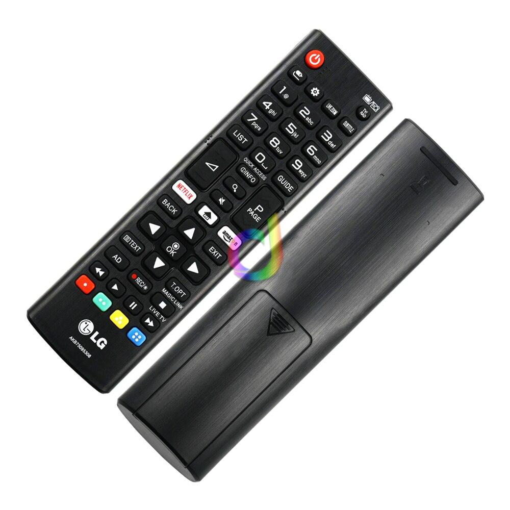 Mando a distancia para televisor LG, Control remoto para Smart LED TV,...