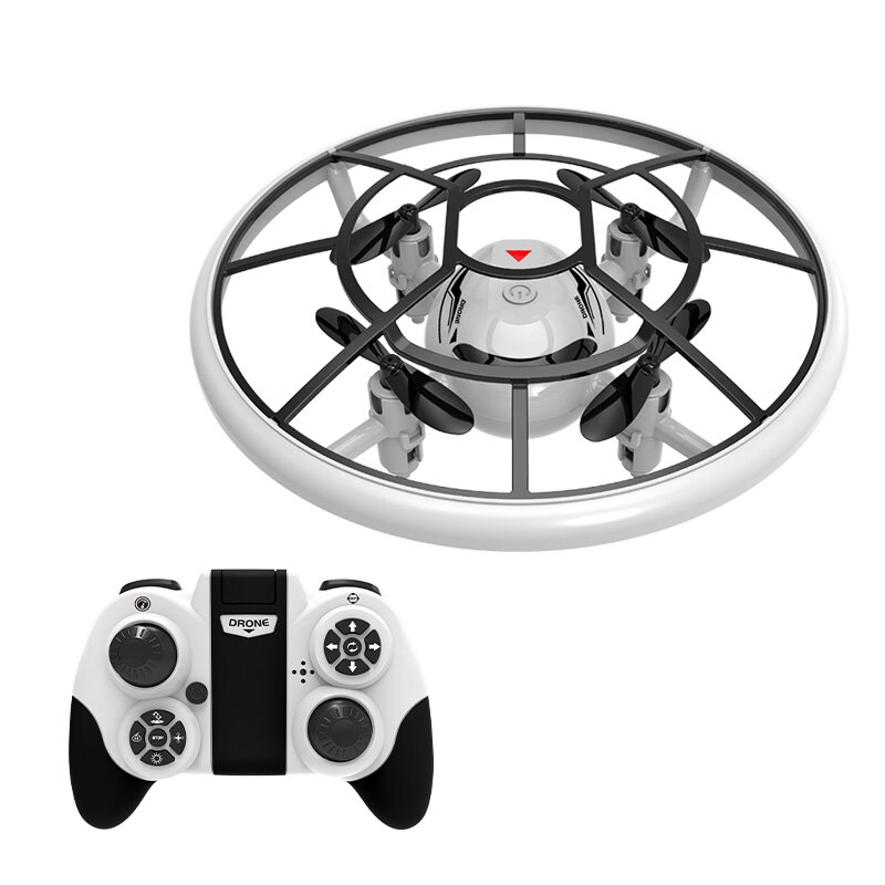 RC Mini UFO Drone with LED light S122 Pocket portable Helicopter Quadcopter Model electroni Professional dron Toys for children
