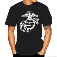 thin line usmc marine corps t shirt fashion 2021 men casual o neck male tops tees men tee shirts