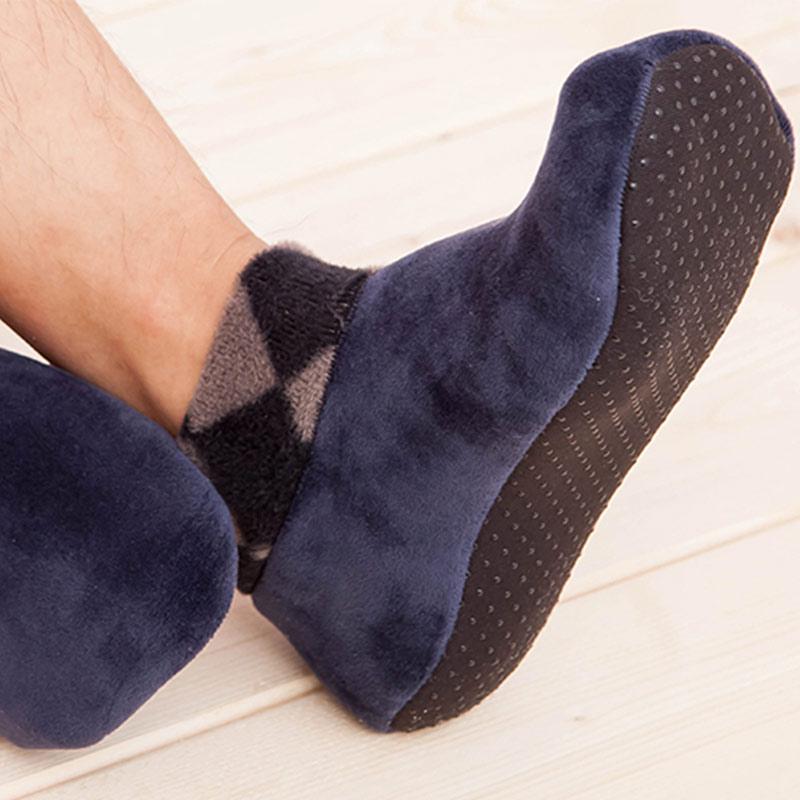 Men Women Thicken Winter Warm Socks Non Slip Indoor Floor Soft Casual Slipper Hosiery women's warm socks Dropshipping