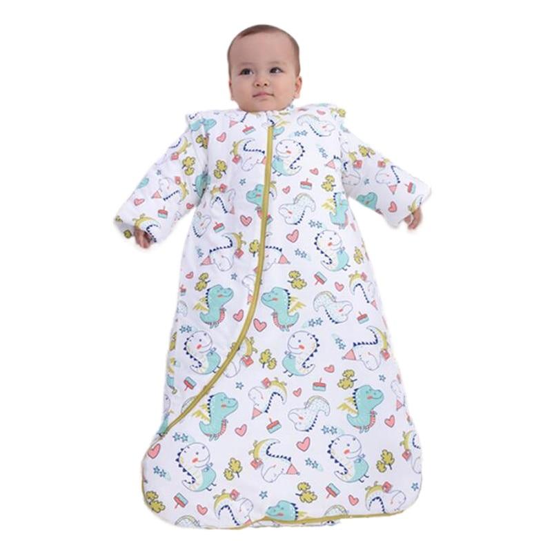 Saco De Dormir para bebé recién nacido, Mangas desmontable, sobre para niño,...