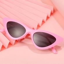 Women Sexy Retro Cat Eye Sunglasses UV400 Eyeglasses Sun Glasses Eyewear Shades 6XDB