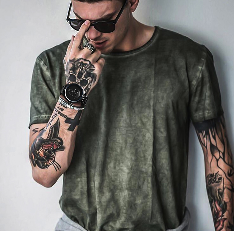 Pagani Design 2021 New Men's Fashion Quartz Watch Stainless Steel Automatic 30m Waterproof Clock Men's Luxury Watch Reloj Hombre enlarge
