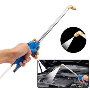 Image 2 - Водяной пистолет для двигателя, пневматический чистящий инструмент для автомобиля, пистолет для очистки воды, 40 см, высокий пресс, пневматический инструмент для автомобильного двигателя, инструмент для очистки масла
