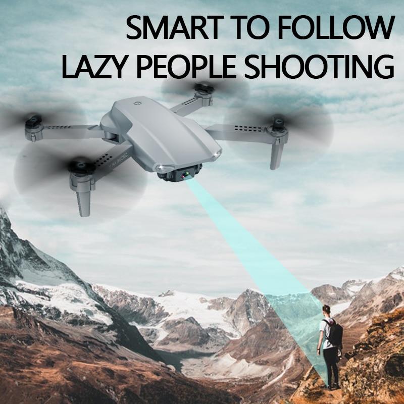 2021 NEW E99 Pro2 Mini Drone Hd 4k Professional Dual Camera WIFI FPV  Helicopter Foldable RC Quadcopter Mini Dron Toys VS E88 enlarge