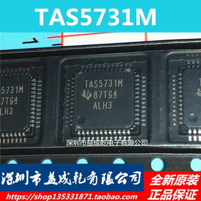 100% Original Novo Em Stock TAS5731MPHPR TAS5731M HTQFP-48