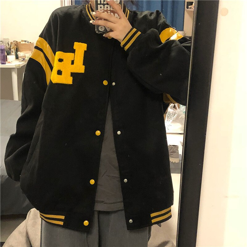 Real Photo Of Autumn Clothing New Clothes Ins Trendy Korean Students