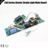 1Set Atomic 3000 Strobe Light Control Main Board with Display & Atomic LED 1000w Strobe Light Mainboard Parts with DMX512