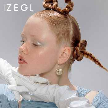ZENGLIU Designer Space Series Starry Sky Earrings Asymmetric Eardrops 2020 New Fashion Earrings Ear Stud Women