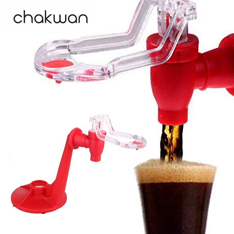 Диспенсер для питья пластиковый красный внутренний офисный барный инструмент специальное устройство дизайна водная машина
