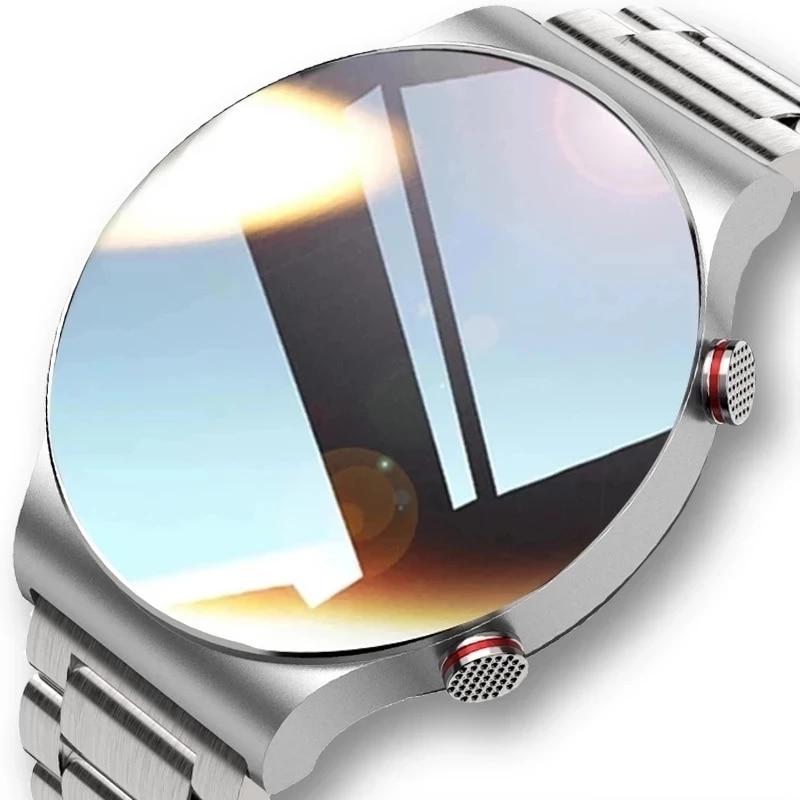 Men Smart Watches Real-Time Weather Forecast Activity Tracker Whatsapp Notification Reminder IP67 Waterproof Smartwatch Man