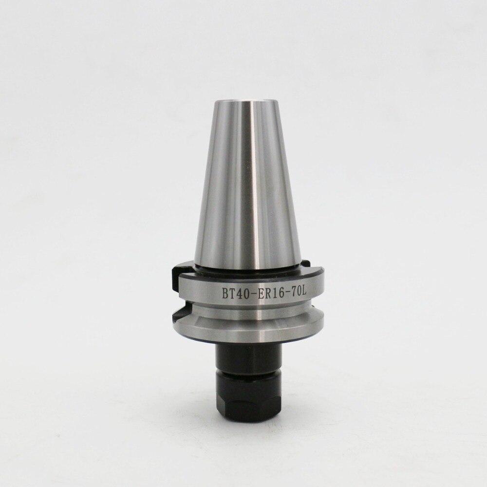 High speed black precision BT40 ER40 collets chuck enlarge