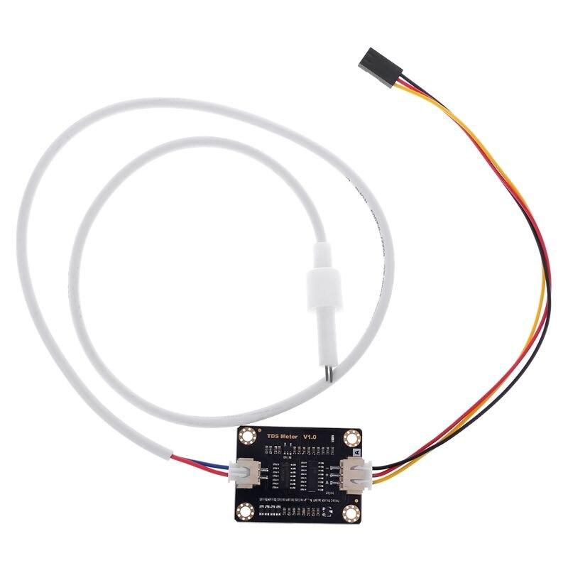 Analog TDS Sensor Water Conductivity Sensor for Liquid Detection Water Quality Monitoring Module DIY TDS Online Monitor G8TB