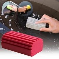 3pcs car wash sponge block car motorcycle cleaning supplies large size sponge brush dusting multifunction car cleaning tool
